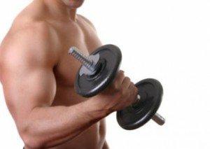 Krachttraining is onmisbaar voor het opbouwen van spiermassa