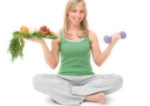 Goede vegetarische voeding voor een goede gezondheid